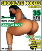CandyDaBody, January 2018 Issue