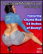 Chyna Red, May 2012 Issue