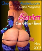 Scarlett, November 2007 Issue