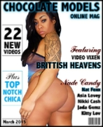 Brittish Heavens, March 2015 Issue