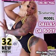 Dallas Da Body Big Ass Photos - May 2019 Issue