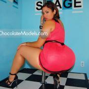 Scarlett Big Ass Photos - April 2018 Issue
