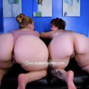 Ms Berrry & Thickii Nickii Big Ass Photos - April 2019 Issue