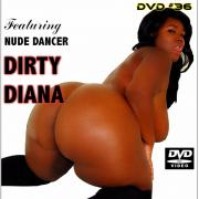 5 New DVDS - Dirty Diana, Lissa Aires, Tiffany Days, Creole Barbie and Ferrari