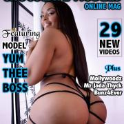 Yum Thee Boss Big Ass Photos - February 2019 Issue
