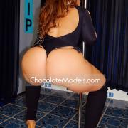 Jaylen Big Ass Photos - October 2017 Issue