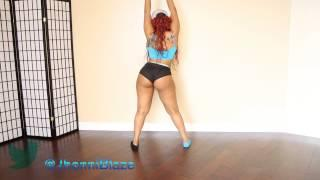 Jhonni Blaze Show You How To Twerk That Ass