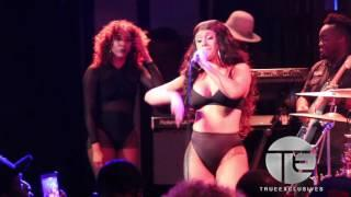 Cardi B Takes Over Stage at BET Music Matters in NYC
