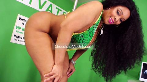 Asia Lovey - July 2019 Green Outfit Preview Video