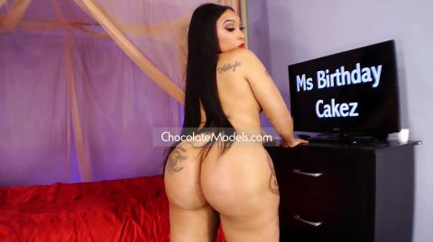 Ms Birthday Cakez Chocolate Models Dance Set Full Nude Video - July 2018