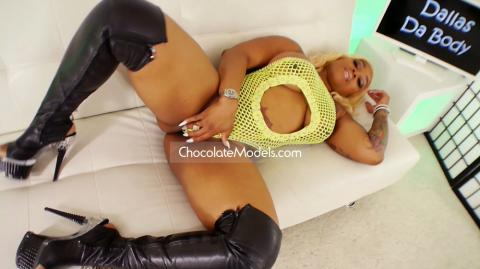 Dallas Da Body - August 2019 Green Outfit Preview Video