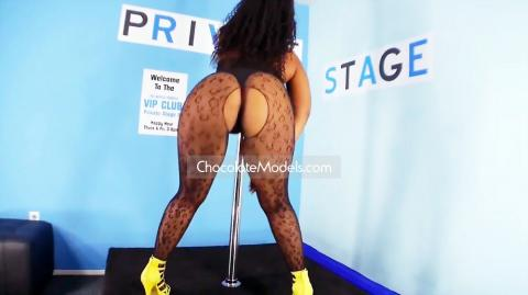 Finesse January 2016 Black Body Stocking Preview Video