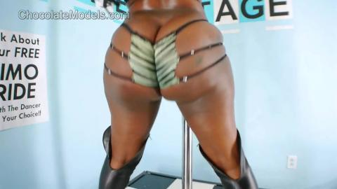 Nya Lace Chocolate Models Full Video - August 2012