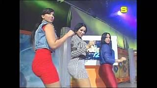 Ana Carolina and Estefany y Pameily