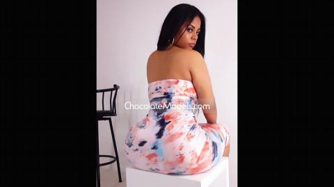 Strella Kat Chocolate Models Photo Shoot Full Video - December 2018