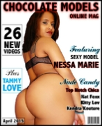 Nessa Marie, April 2015 Issue