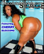 Ms Cherry Blossoms XXX, August 2012 Issue