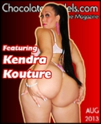 Kendra Kouture, August 2013 Issue
