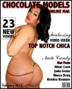 Top Notch Chica, February 2015 Issue