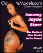Jayda Starr, January 2013 Issue