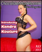 Kendra Kouture, July 2013 Issue