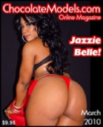Jazzie Belle, March 2010 Issue