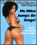 Ms Mika, October 2011 Issue