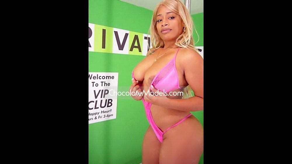 Nikki cash chocolate models photo shoot full photo