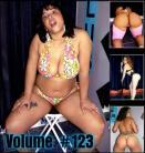 DVD NY123 Featuring Vanilla, Mariah & Cinnamon